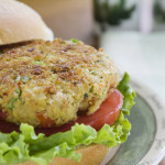 Heart Healthy Veggie Burger